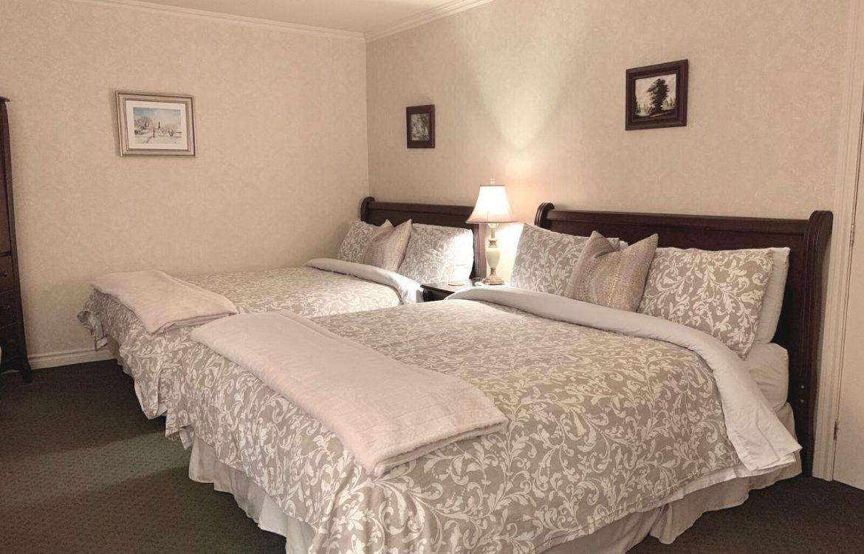 Chambre 2 lits – Pavillon