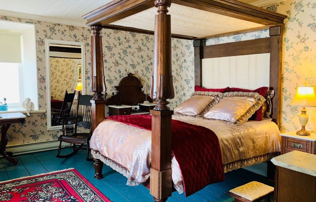 Chambre ancestrale supérieure – Seigneur LeMoyne